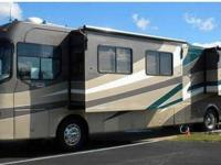 2003 Holiday Rambler Scepter 40PST, 350Hp Diesel, 3