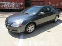 YOU ARE VIEWING A 2004 HONDA ACCORD EX V6 2 DOOR COUPE,