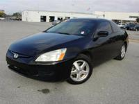 Description 2004 honda ACCORD CPE Make: HONDA Model: