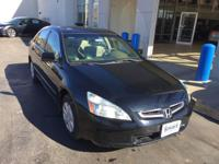 This outstanding example of a 2004 Honda Accord Sdn LX