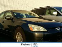 CARFAX 1-Owner. LX trim. EPA 34 MPG Hwy/24 MPG City!