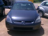 Up for sale is a Gray 2004 Honda Accord LX Car. ***