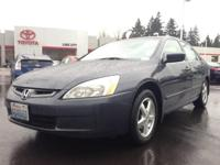 2004 Honda Accord Sdn 4dr Car EX Our Location is: