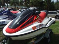2004 Honda Aquatrax F-12 Watercraft, about 82 hours on