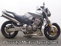 2004 Honda CB900F4 with 20,285 Miles This is a liquid