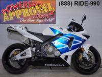 2004 Honda CBR600RR sport bike for sale $3,980 or $79