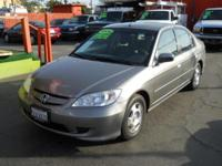 Mileage: 55,894 Color: SILVER BodyStyle: 4 DOOR SEDAN