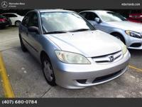 2004 Honda Civic Our Location is: Mercedes-Benz Of