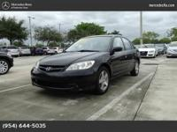 This 2004 Honda Civic is offered to you for sale by