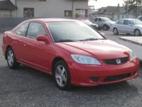 2004 Honda Civic  Will be auctioned at The