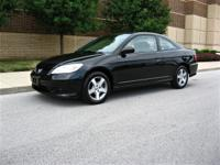 Options Included: N/A2004 Honda Civic EX Coupe --