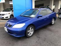 This outstanding example of a 2004 Honda Civic EX is