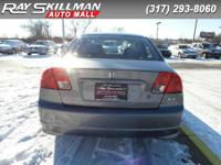 FUEL EFFICIENT 38 MPG Hwy/30 MPG City! EX trim,