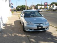 Options Included: N/A2004 Civic Hybrid. Automatic, side