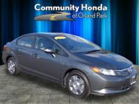2004 HONDA Civic Hybrid SEDAN 4 DOOR Our Location is: