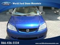 Options Included: AM-FM, Power Windows, Alloy Wheels,