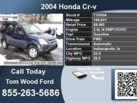 Call Tom Wood Ford at  Stock #: T1000A Year: 2004 Make: