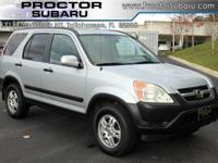 Options Included: N/AThis Used 2004 Honda CR-V EX Suv