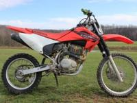 2004 Honda CRF 150F Good condition, runs great!! Starts