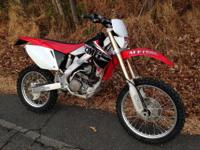 2004 Honda CRF250X BULLETPROOF RELIABLE ENDURO PREPPED