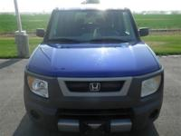 Recent Arrival! *LOCAL TRADE*, *4X4 AWD*, Element EX,