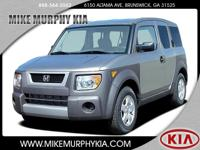 This 2004 Honda Element EX is a great option for folks