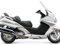 2004 Honda FSC600 Silver Wing LOTS OF POWER - GREAT GAS