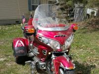 2004 Honda Gold Wing GL1800 Trike. Motor trike package-