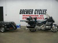 2004 Honda Gold Wing ABS (GL1800A) This amazing bike