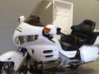 ,.,2004 Honda Goldwing GL1800. This bike is not just