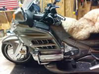 2004 Honda Goldwing Trike Roadmaster, Mileage 33,567