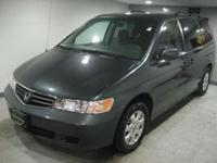 2004 HONDA ODYSSEY BACKED BY OUR 3 MONTH OR 4,000 MILE