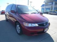 Options Included: DVD Video System, 3rd Rear Seat,