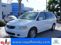Options:  2004 Honda Odyssey Ex|This Vehicle Has A 3.5L