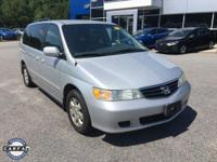 SOLD AS/IS Carfax Certified. Odyssey EX-L, 4D Passenger
