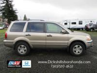 RELIABLE 1-OWNER SUV! Leather Heated Bucket Seats, 3rd