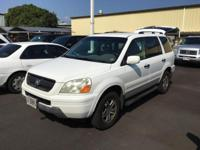 This 2004 Honda Pilot EX is offered to you for sale by