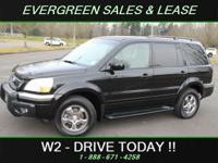 If you are in the market for a Honda Pilot 4WD and