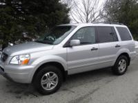 Great deal! 8 passenger Honda Pilot EX-L with only