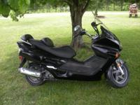 I have an extremely good 2004 Honda Reflex. 19xxx