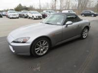 2D Convertible, 2.2L I4 SMPI DOHC, 6-Speed Manual with