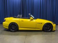 Convertible with 6-Speed Manual Transmission!  Options: