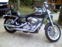 2004 Honda Shadow Sabre 1100 with 26K miles one owner