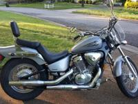 2004 Honda Shadow 600 VLX25566 milesThis comes with 2