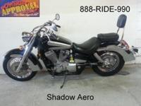 2004 Honda Shadow Aero 750 for sale just $2,499 !!