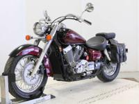 2004 Honda Shadow Aero (VT750) Clean Low Mileage