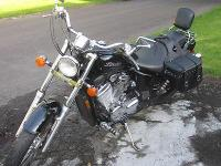 Beautiful 2004 Honda Shadow VT600 - Excellent condition