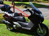*** Excellent Condition *** * 2004 Honda Silver Wing