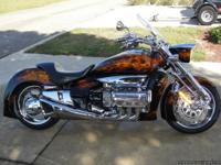 2004 Honda Rune. Beautiful condition, one of a kind,
