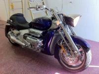 2004 Honda Valkyrie RUNE model NRX1800 Illusion BLUE